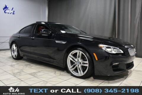 2017 BMW 6 Series for sale at AUTO HOLDING in Hillside NJ
