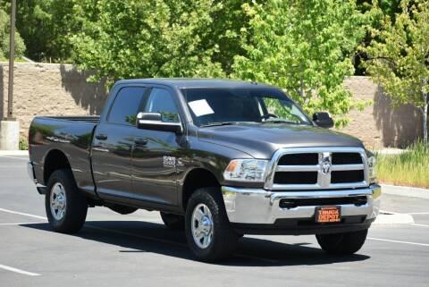 2018 RAM Ram Pickup 2500 for sale at Sac Truck Depot in Sacramento CA