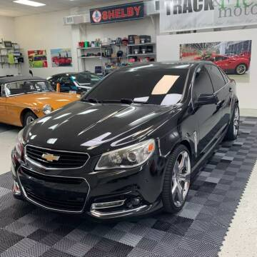 2014 Chevrolet SS for sale at The Car Lot in Radcliff KY