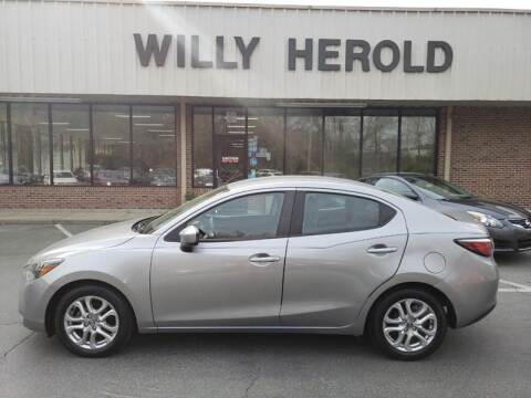 2016 Scion iA for sale at Willy Herold Automotive in Columbus GA