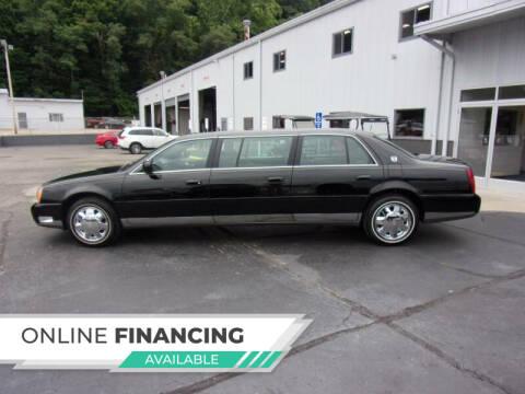 2000 Cadillac Deville Professional