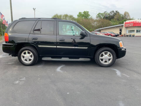 2008 GMC Envoy for sale at Doug White's Auto Wholesale Mart in Newton NC