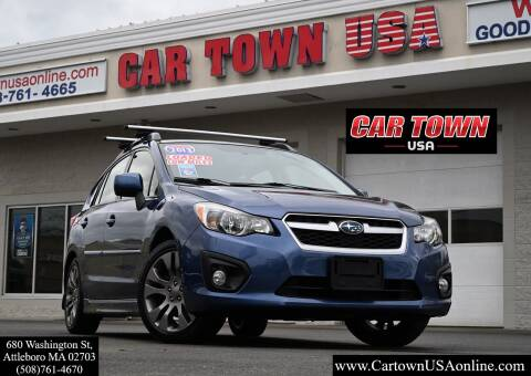 2013 Subaru Impreza for sale at Car Town USA in Attleboro MA