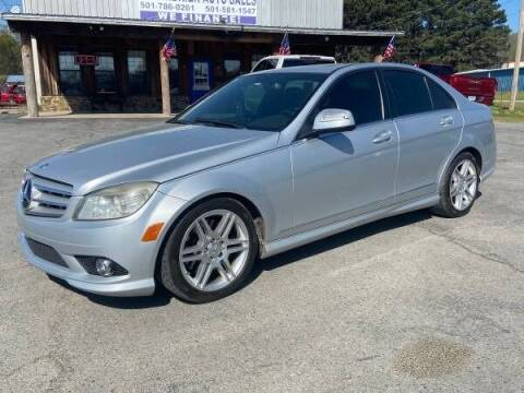 2008 Mercedes-Benz C-Class for sale at Greenbrier Auto Sales in Greenbrier AR