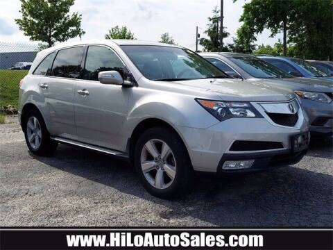2013 Acura MDX for sale at BuyFromAndy.com at Hi Lo Auto Sales in Frederick MD
