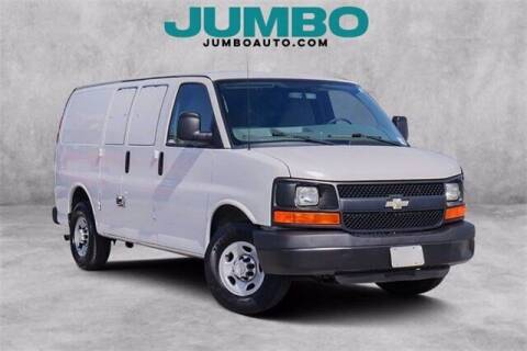 2015 Chevrolet Express Cargo for sale at JumboAutoGroup.com in Hollywood FL