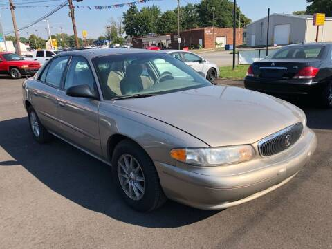 2003 Buick Century for sale at Wise Investments Auto Sales in Sellersburg IN