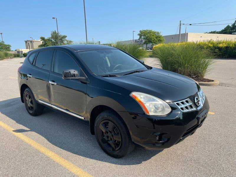 2012 Nissan Rogue for sale at CHAD AUTO SALES in Bridgeton MO