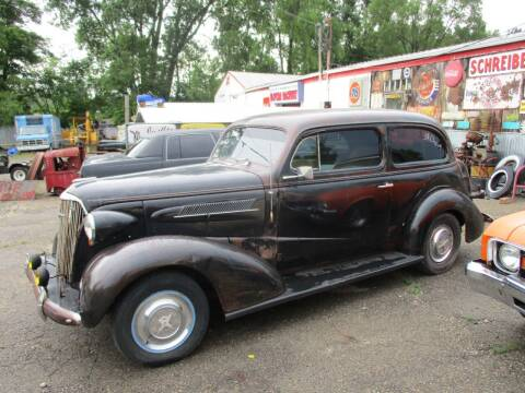 1937 Chevrolet hump back for sale at Marshall Motors Classics in Jackson MI