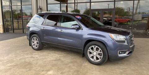 2013 GMC Acadia for sale at Premier Auto Source INC in Terre Haute IN