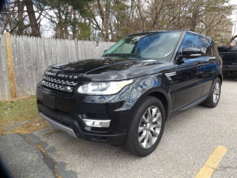 2015 Land Rover Range Rover Sport for sale at Wayland Automotive in Wayland MA