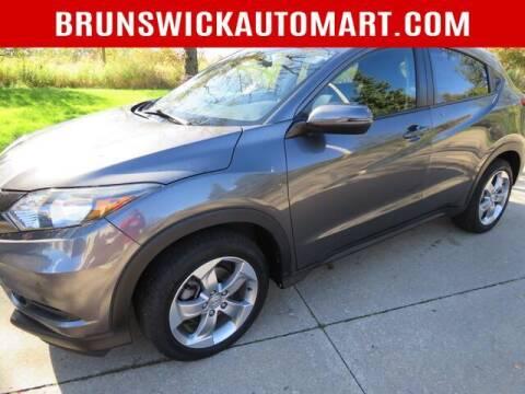 2016 Honda HR-V for sale at Brunswick Auto Mart in Brunswick OH