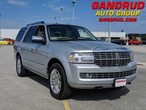 2013 Lincoln Navigator for sale at Gandrud Dodge in Green Bay WI