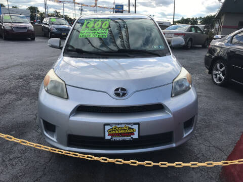 2008 Scion xD for sale at Credit Connection Auto Sales Inc. HARRISBURG in Harrisburg PA