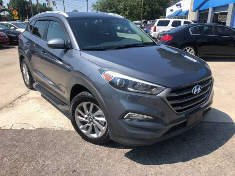 2016 Hyundai Tucson for sale at Capital Motors in Raleigh NC