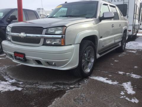 2005 Chevrolet Avalanche for sale at Broadway Auto Sales in South Sioux City NE
