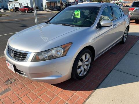 2008 Honda Accord for sale at Viscuso Motors in Hamden CT