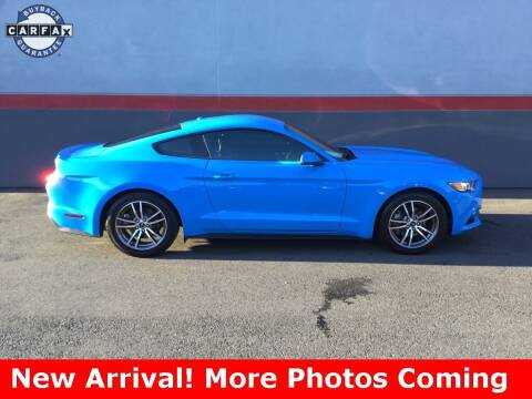 2017 Ford Mustang for sale at Road Ready Used Cars in Ansonia CT
