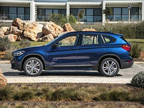 2017 BMW X1 for sale at BMW OF NEWPORT in Middletown RI