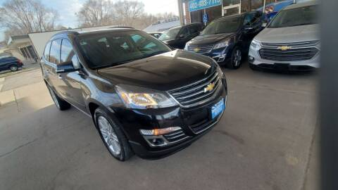 2014 Chevrolet Traverse for sale at Divine Auto Sales LLC in Omaha NE