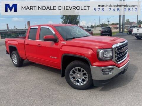 2016 GMC Sierra 1500 for sale at MARTINDALE CHEVROLET in New Madrid MO