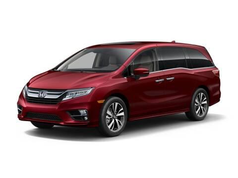 2020 Honda Odyssey for sale at BASNEY HONDA in Mishawaka IN