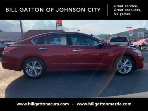 2015 Nissan Altima for sale at Bill Gatton Used Cars - BILL GATTON ACURA MAZDA in Johnson City TN