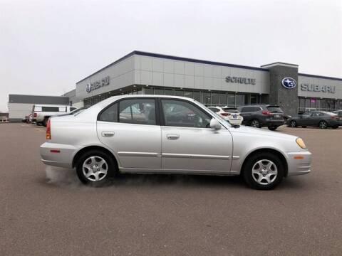 2005 Hyundai Accent for sale at Schulte Subaru in Sioux Falls SD