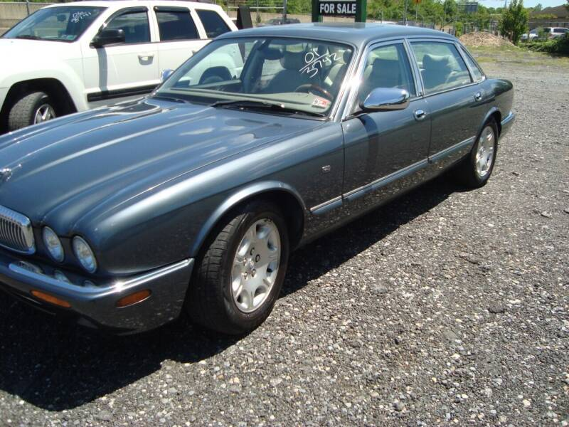 2001 Jaguar XJ-Series for sale at Branch Avenue Auto Auction in Clinton MD