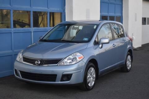 2011 Nissan Versa for sale at IdealCarsUSA.com in East Windsor NJ