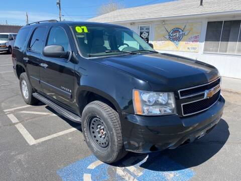2007 Chevrolet Tahoe for sale at Robert Judd Auto Sales in Washington UT