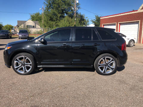 2012 Ford Edge for sale at Family Auto Finance OKC LLC in Oklahoma City OK