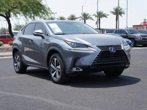 2018 Lexus NX 300h for sale at CarFinancer.com in Peoria AZ