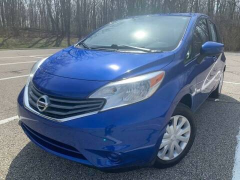 2016 Nissan Versa Note for sale at Lifetime Automotive LLC in Middletown OH