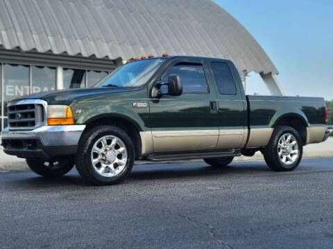 2000 Ford F-250 Super Duty for sale at Middle Man Auto Sales in Savannah GA