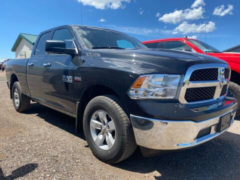 2018 RAM Ram Pickup 1500 for sale at FAST LANE AUTOS in Spearfish SD