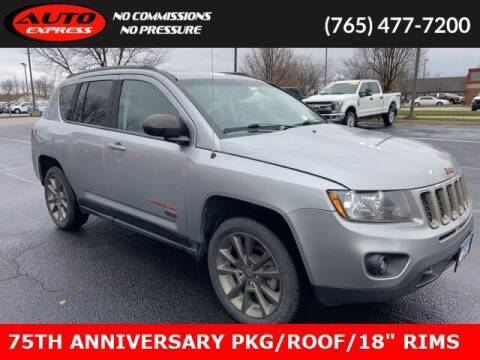 2016 Jeep Compass for sale at Auto Express in Lafayette IN