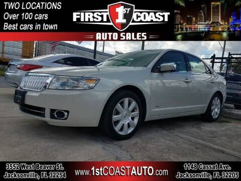 2008 Lincoln MKZ for sale at 1st Coast Auto -Cassat Avenue in Jacksonville FL