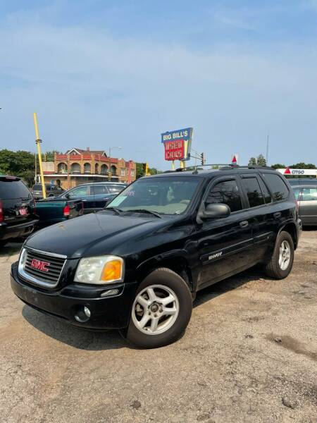2005 GMC Envoy for sale at Big Bills in Milwaukee WI