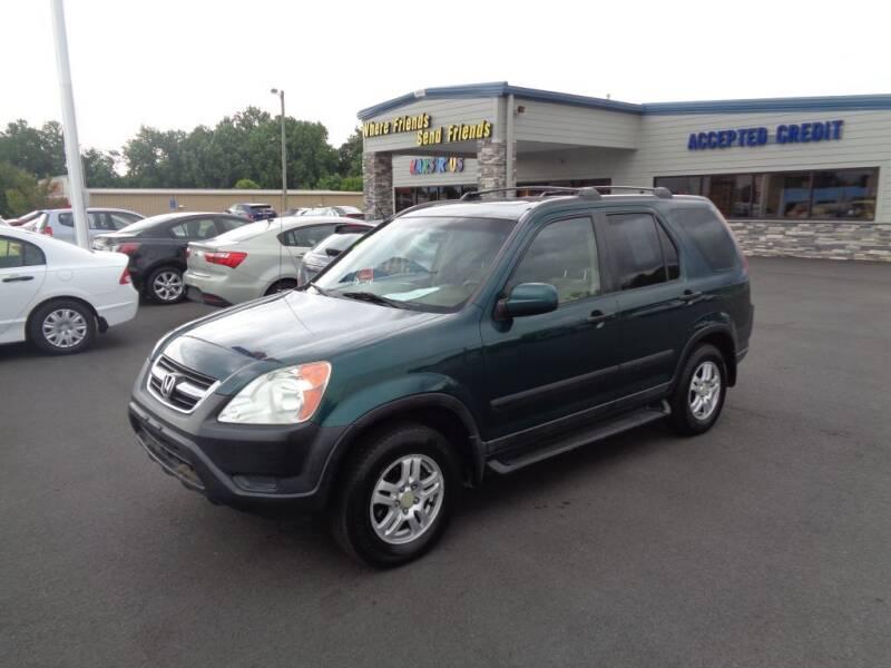 2003 Honda CR-V for sale at KARS R US of Spartanburg LLC in Spartanburg SC