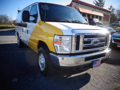 2012 Ford E-Series Cargo for sale at Quickway Exotic Auto in Bloomingburg NY