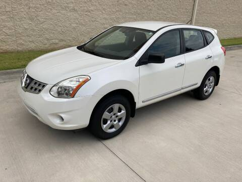 2012 Nissan Rogue for sale at Raleigh Auto Inc. in Raleigh NC