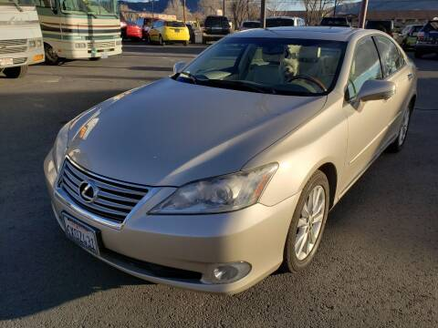 2012 Lexus ES 350 for sale at Freds Auto Sales LLC in Carson City NV