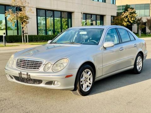 2006 Mercedes-Benz E-Class for sale at Silmi Auto Sales in Newark CA