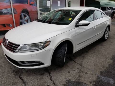 2013 Volkswagen CC for sale at Jays Used Car LLC in Tucker GA
