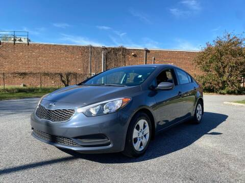 2016 Kia Forte for sale at RoadLink Auto Sales in Greensboro NC