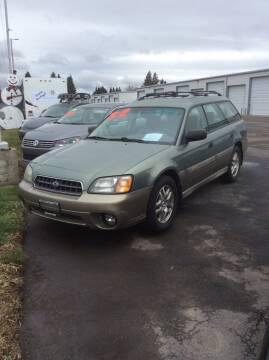 2003 Subaru Outback for sale at Atlas Automotive Sales in Hayden ID