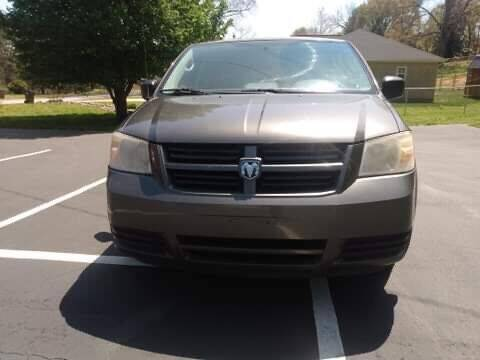 2010 Dodge Grand Caravan for sale at Happy Days Auto Sales in Piedmont SC