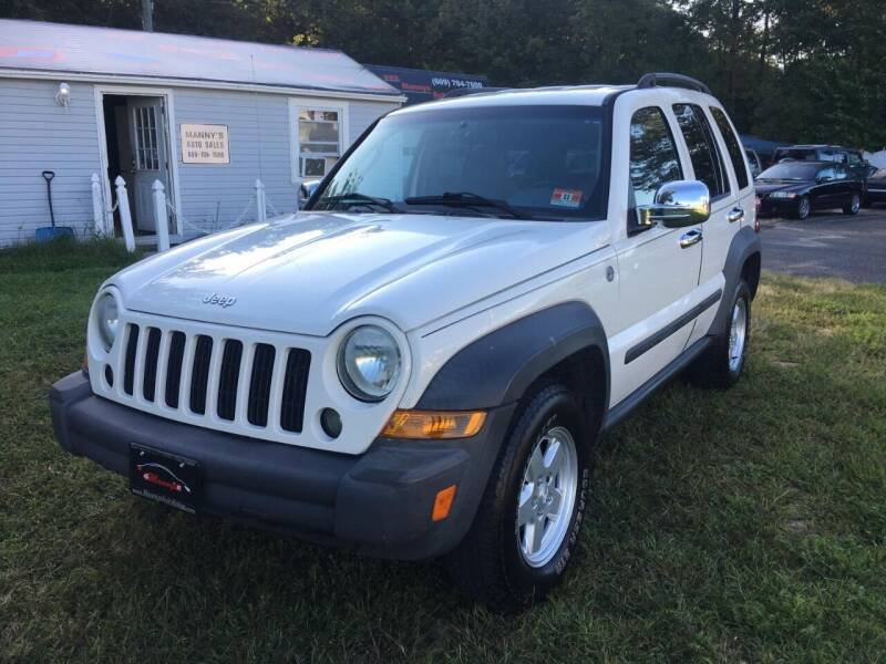 2007 Jeep Liberty for sale at Manny's Auto Sales in Winslow NJ
