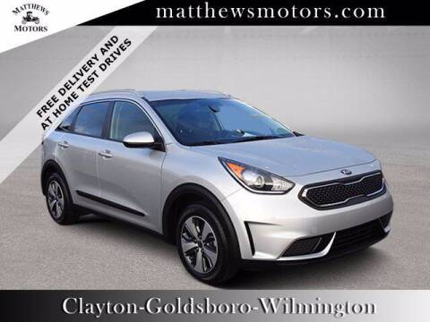 2019 Kia Niro for sale at Auto Finance of Raleigh in Raleigh NC